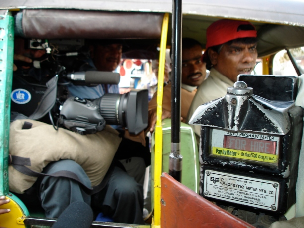 78 Rickshaw Shooting