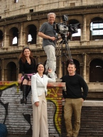 Crew in Rome