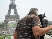 Eiffel Tower Shot 2